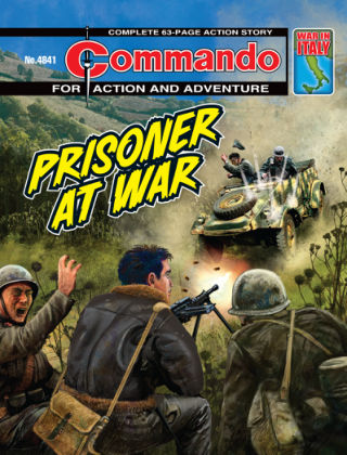 Commando Issue 4841