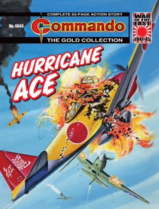 Commando Issue 4844