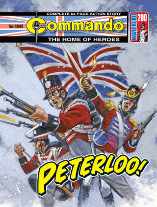 Commando Issue 4843