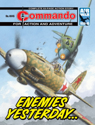 Commando Issue 4845