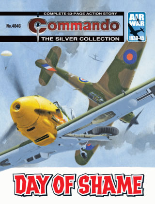 Commando Issue 4846