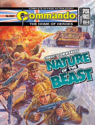 Commando Issue 4847