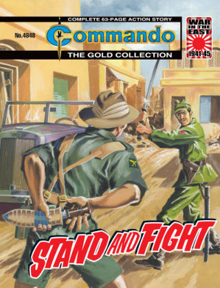 Commando Issue 4848