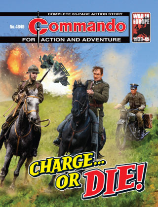 Commando Issue 4849
