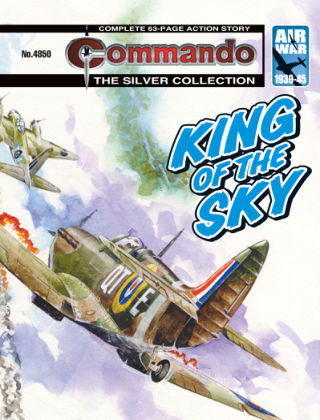 Commando Issue 4850