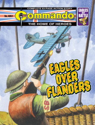 Commando Issue 4851