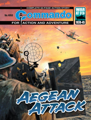 Commando Issue 4853