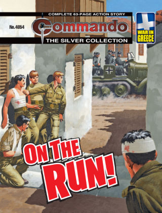 Commando Issue 4854