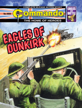 Commando Issue 4855