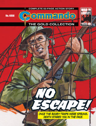 Commando Issue 4856