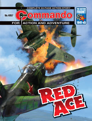 Commando Issue 4857