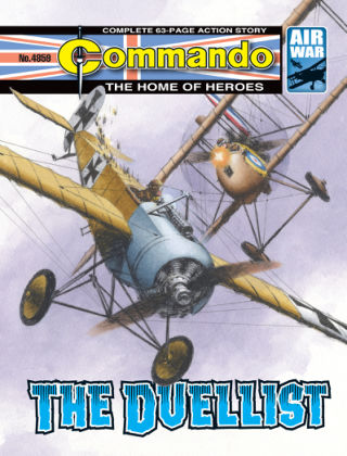 Commando Issue 4859