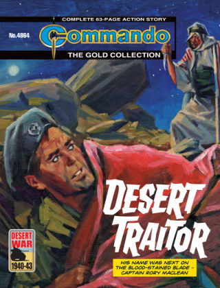 Commando Issue 4864