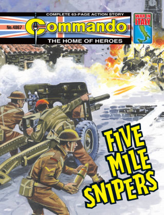 Commando Issue 4867