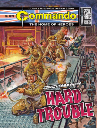 Commando Issue 4871