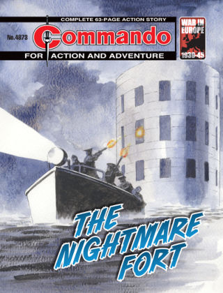 Commando Issue 4873