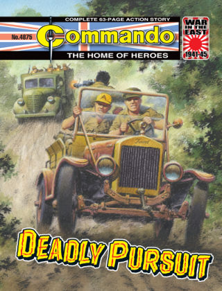 Commando Issue 4875