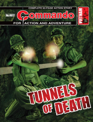 Commando Issue 4877