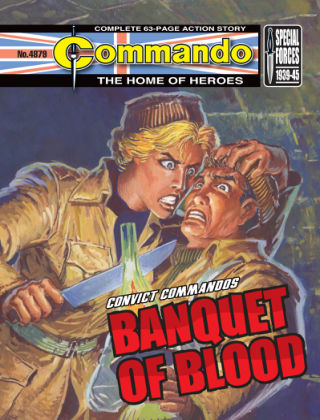 Commando Issue 4879