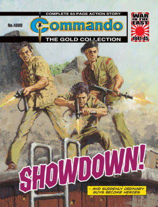 Commando Issue 4880