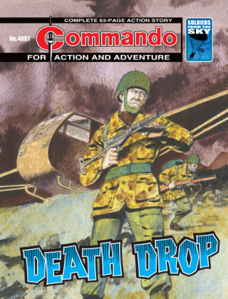 Commando Issue 4881