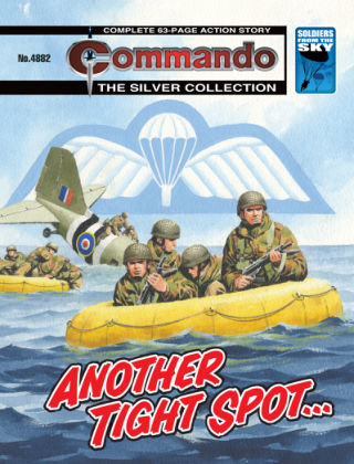 Commando Issue 4882