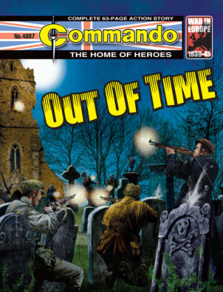 Commando Issue 4887