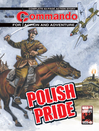 Commando Issue 4889