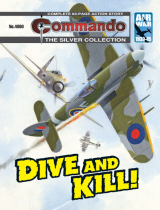Commando Issue 4890
