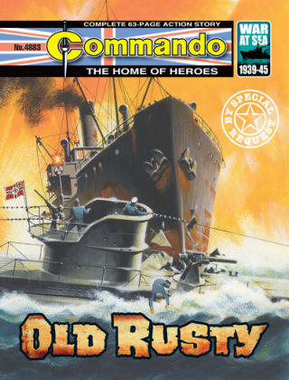 Commando Issue 4883