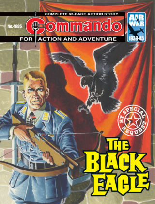 Commando Issue 4885