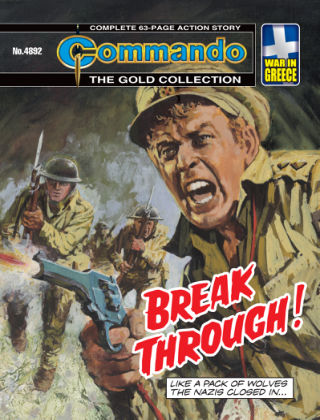 Commando Issue 4892