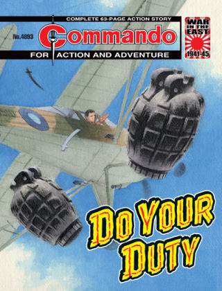 Commando Issue 4893