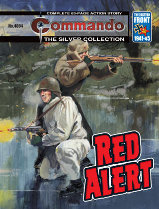Commando Issue 4894