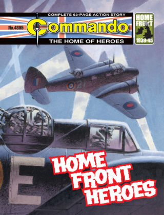 Commando Issue 4895