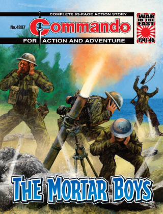 Commando Issue 4897