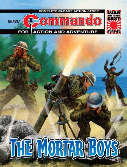 Commando March 08, 2016 00:00