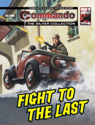 Commando Issue 4898
