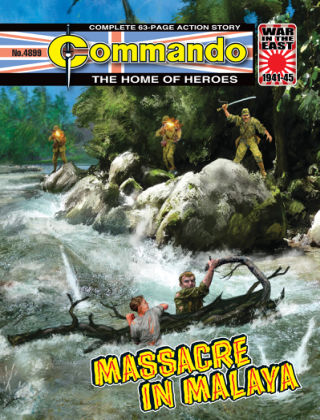 Commando Issue 4899