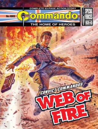 Commando Issue 4903