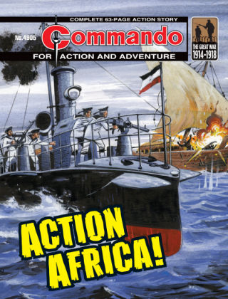 Commando Issue 4905