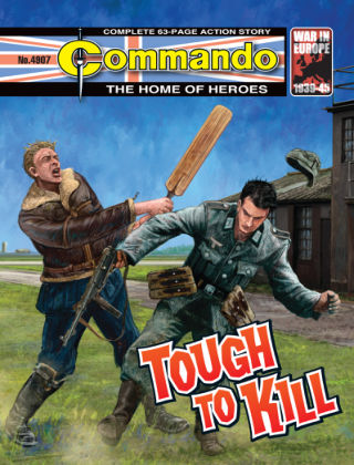 Commando Issue 4907