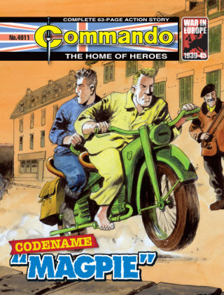 Commando Issue 4911