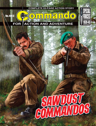 Commando Issue 4913