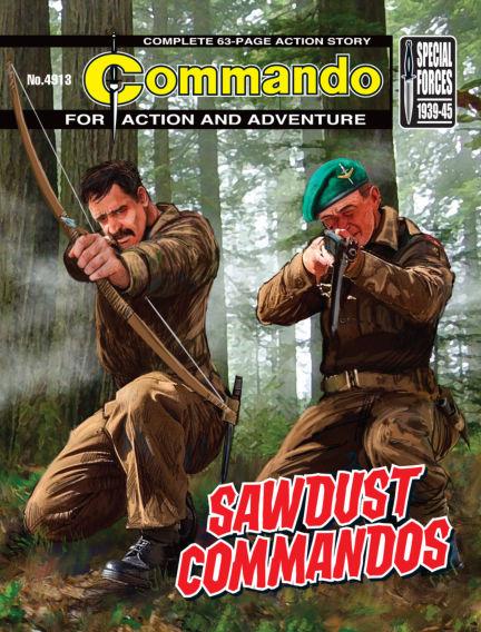 Commando May 03, 2016 00:00