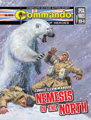 Commando Issue 4915