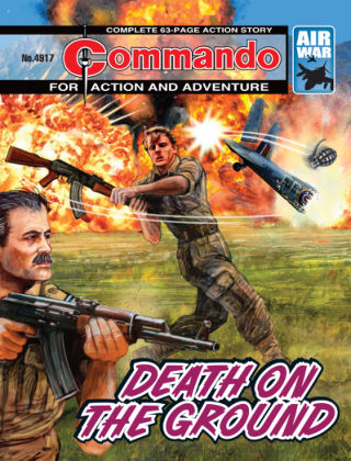Commando Issue 4917
