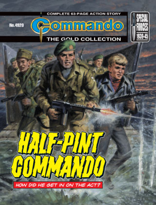 Commando Issue 4920