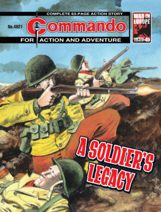 Commando Issue 4921
