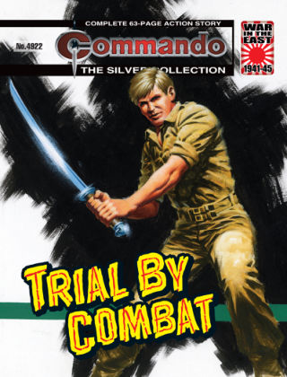 Commando Issue 4922